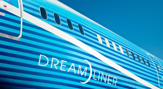 Yet Another Problem With Boeing's 787 Dreamliner BA