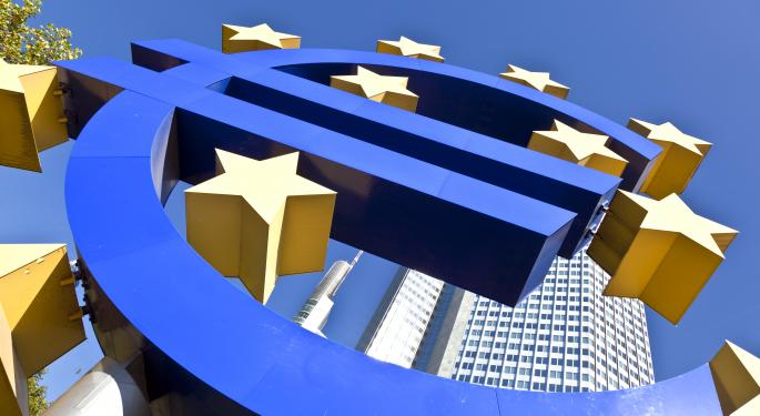 All Eyes On Eurozone Inflation Data