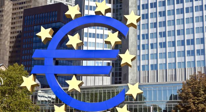 Eurozone Industrial Output Rises