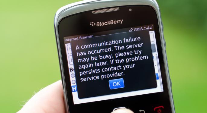 Blackberry Is Following the Path of Another Now-Extinct Device Maker BBRY