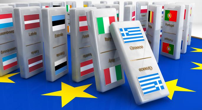 Struggling Eurozone Countries Expected to Miss Deficit Targets