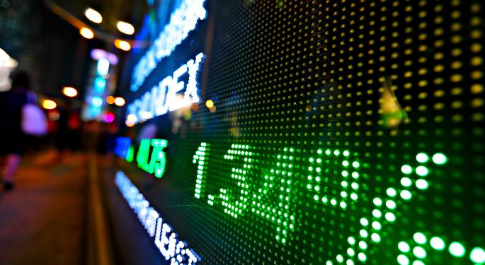 Mid-Day Market Update: Texas Industries Shares Jump; Oil Futures Down 1.1%