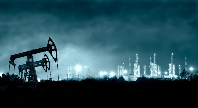Positive Chinese Data Keeps Brent Well Above $112