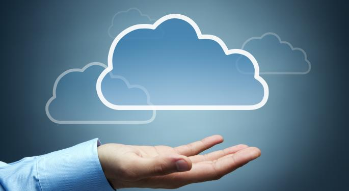 EXCLUSIVE INTERVIEW: Jive CEO Tony Zingale: 'the Cloud is Here' JIVE