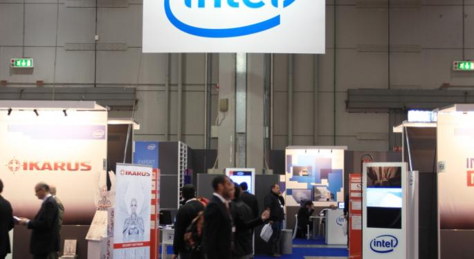 Intel to Open Pop-Up Stores for the Holiday Season