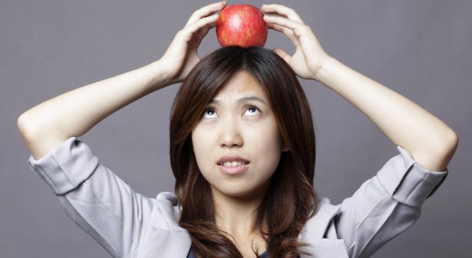 Taiwan ETF's Apple Dichotomy