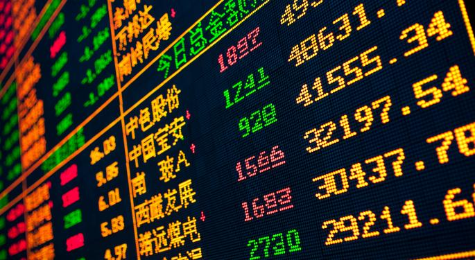 Mid-Morning Market Update: Markets Rise; Sprint Reports Narrower Loss