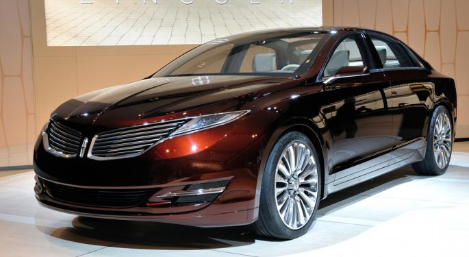 Ford Plans Bold Rebrand for Lincoln