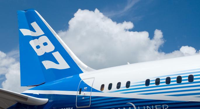 Boeing Has Other Issues Despite Progress in Dreamliner Investigation