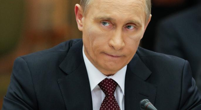 Russia ETFs: Putin Pressing For Dividends