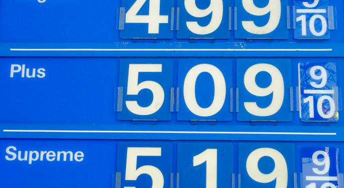 Gasoline Prices Headed Higher as Investors Turn to Oil