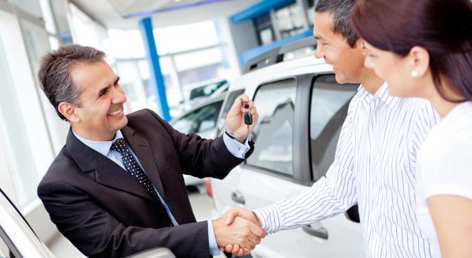 U.S. June Auto Sales Climb To Highest Since 2007
