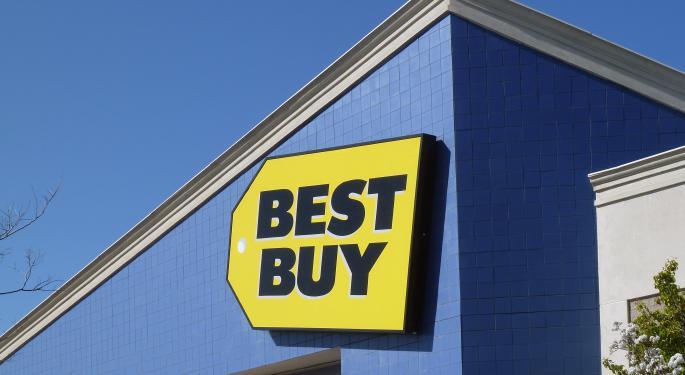 Best Buy Beats on Revenue After Sale of European Business