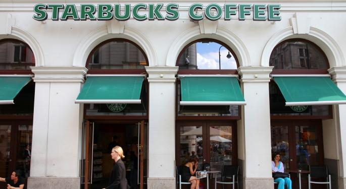 Why Is Google Giving Starbucks Customers Free Wi-Fi?