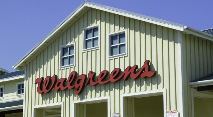 Walgreens Up on Earnings, Deal With AmerisourceBergen