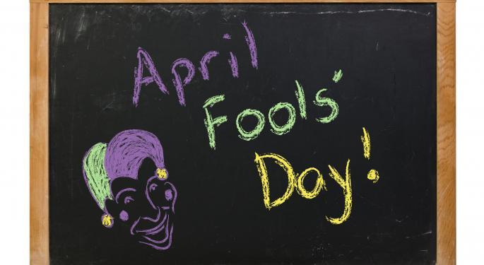 The Internet's Best April Fools' Pranks