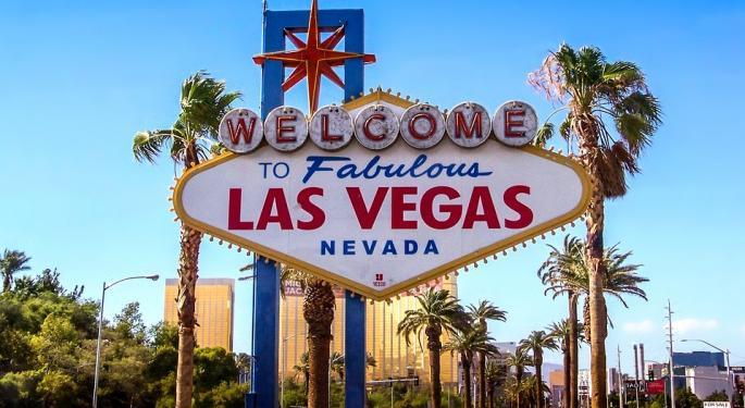 Las Vegas Strip Gaming Revenue Solid In Wake Of Shooting