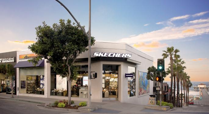 Skechers Shares Jump After Q3 Earnings Beat, Analysts Lift Price Targets