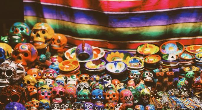 Bond Woes Plague Mexico ETFs