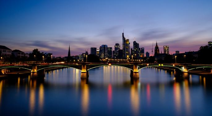 Germany Avoids Technical Recession, Eurozone GDP Projected To Rise 0.5% In 2020
