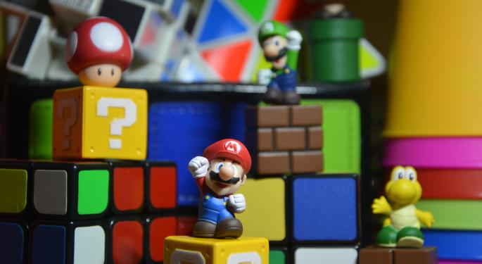 'Pachter Factor' Talks Nintendo, Virtual Reality And Gaming Stocks
