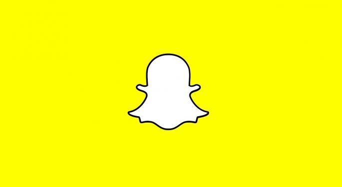 Snap's Large Option Trading Volume Suggests Institutions Might Be Getting Involved