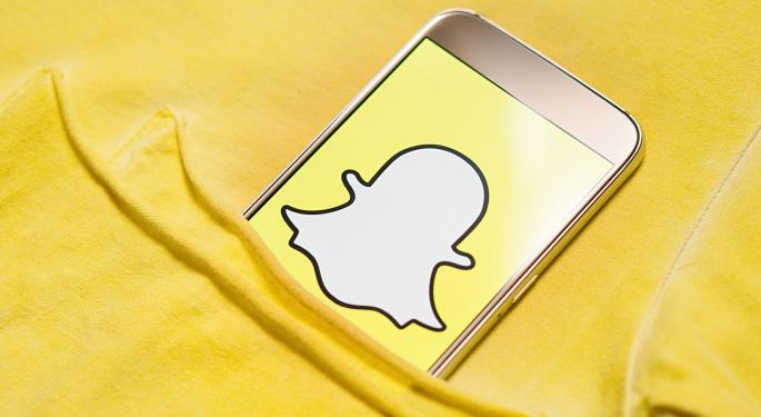 A Snapshot Of Snap Inc's First Earnings Report