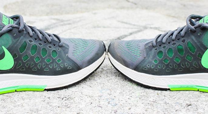 Goldman Sachs Says Not To Focus On Nike's Weak Futures