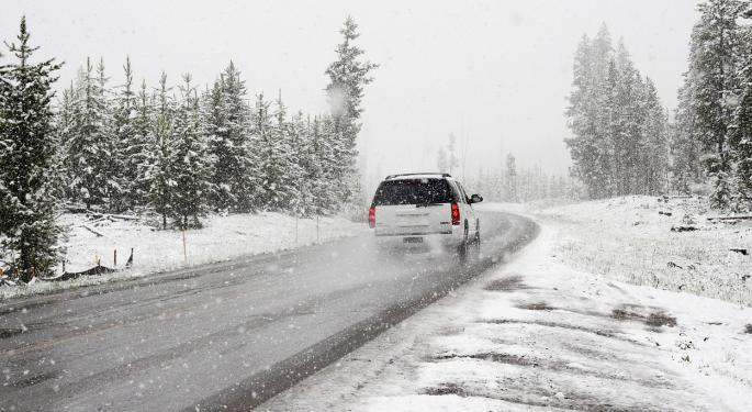 Snowfall To Cover High Plains, Midwest