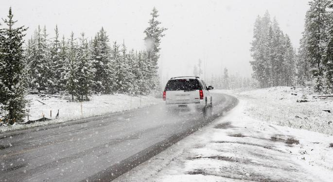 Pacific Northwest Braces For Weekend Snowstorm