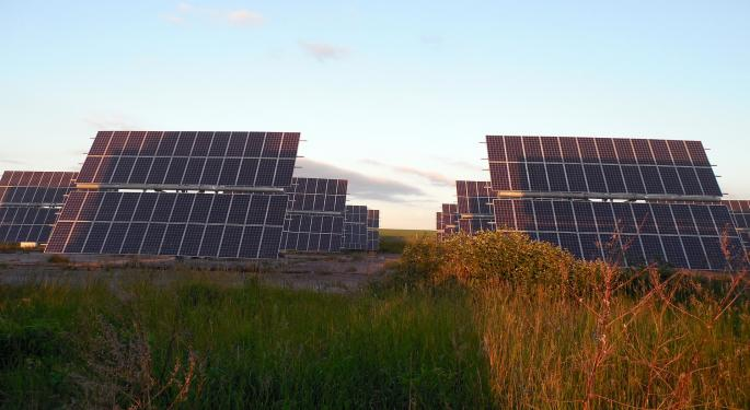 Solar ETF Searches For Sunny Days