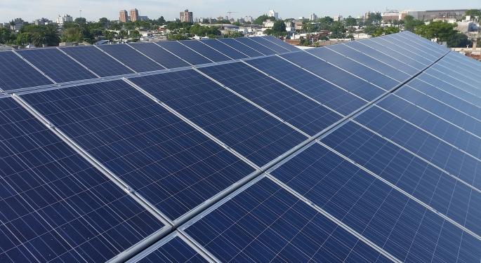 Why Short Interest Surged In These 3 Solar Stocks