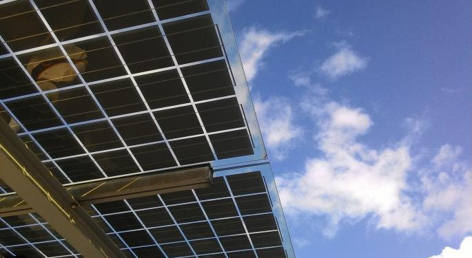 Solar Stocks Move As US Trade Commission Finds Harm To US Producers From Imports Of Solar Panels