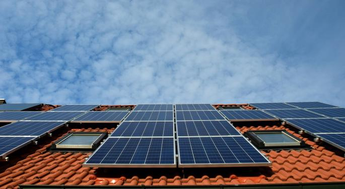 Baird Names First Solar Its Top Sector Pick