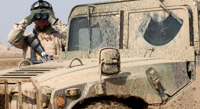 Lawsuit Claims Navistar Inflated Prices, Cheated Government On Price Of Military Vehicles