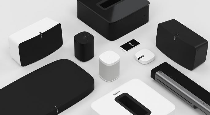 Sonos Debuts On The Nasdaq