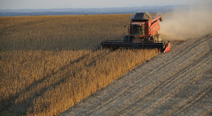 A Soy Story: Citi Upgrades Grain Processors Archer Daniels, Bunge