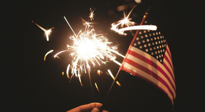 Fourth Of July Pop, Boom, And Sparkle: Summer Seasonal Stocks To Consider