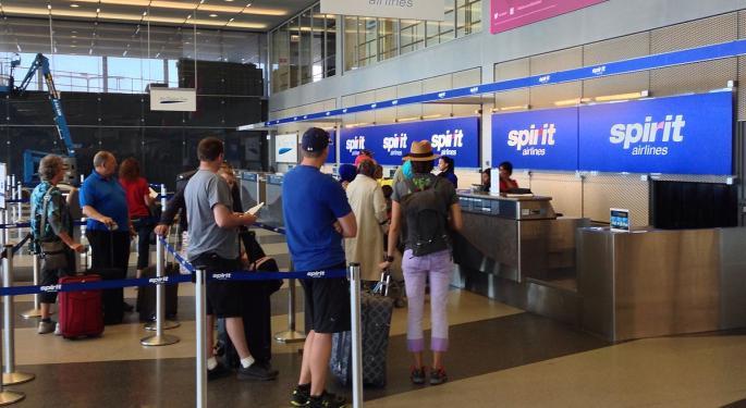 Buckingham Anticipates Takeoff In Spirit Airlines Shares