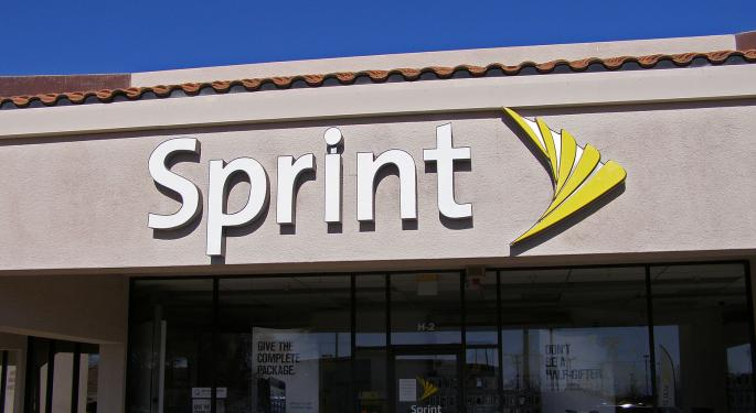 Sprint Trades Higher After Revising Merger Agreement With T-Mobile