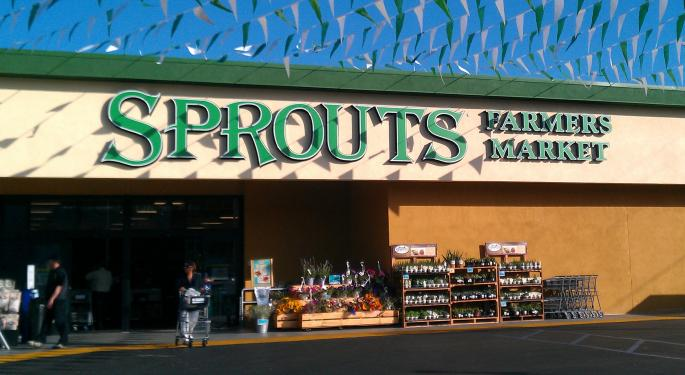 Goldman Sachs Says Sprouts Farmers Market Has 'Taken Its Medicine,' Keeps Buy Rating
