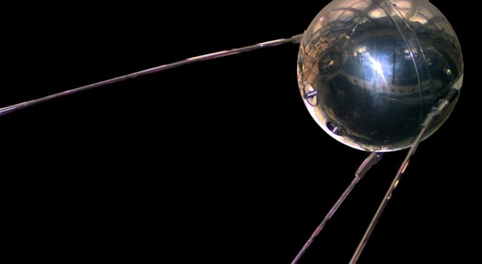 This Day In Market History: Sputnik Is Launched
