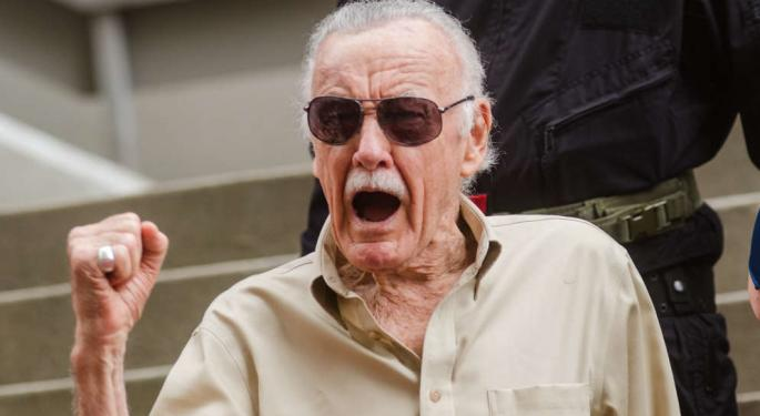 The Legacy Of Stan Lee: Marvel Comics Mastermind, Box Office Gold