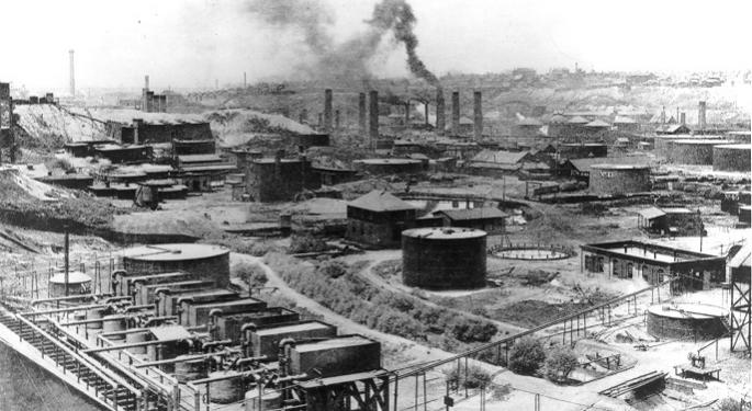 This Day In Market History: Rockefeller Founds Standard Oil