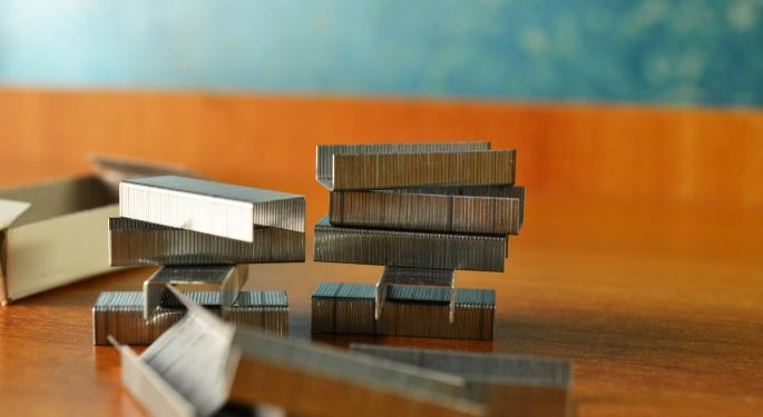 Jefferies Downgrades Office Depot, Staples Following Merger Termination