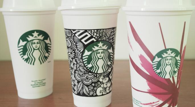 Goldman Believes Starbucks Comps Could Accelerate In Q4, Adds To Conviction List