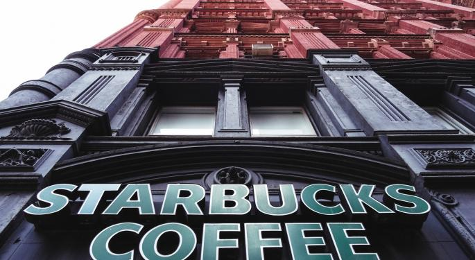 There's Enough Positives In Starbucks' Quarter To Outweigh Near-Term Woes
