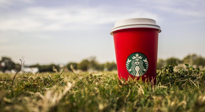 The Sell-Side Sentiment On Starbucks