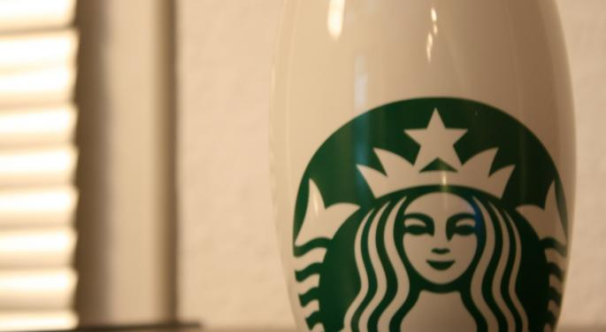 Starbucks' Cards Hold More Cash Than Some Banks Hold In Deposits