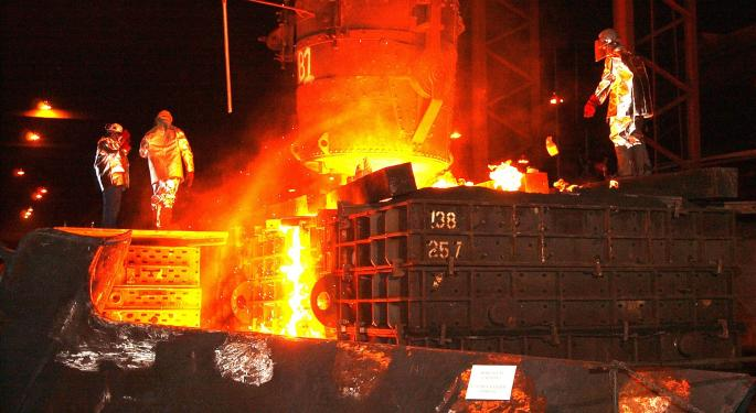 US Steel To Acquire 49.9% Interest In Big River Steel For $700M Cash